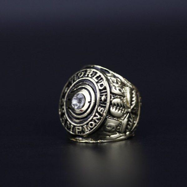 NBA Championship Ring Boston Celtics 1963