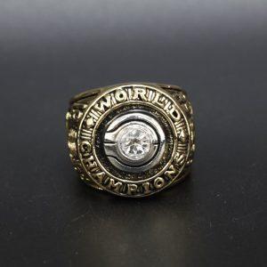 NBA Championship Ring Boston Celtics 1968