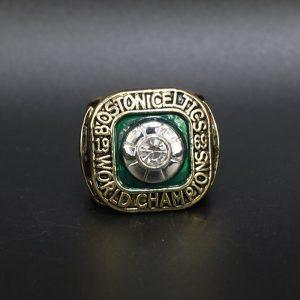 NBA Championship Ring Boston Celtics 1969