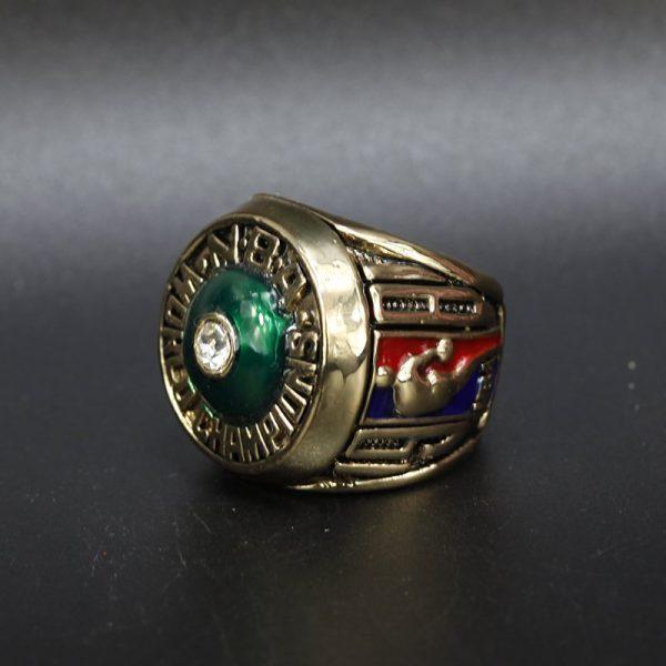 NBA Championship Ring Boston Celtics 1981