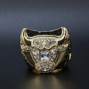 NBA Championship Ring Chicago Bulls 1997