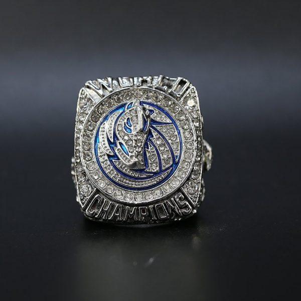 NBA Championship Ring Dallas Mavericks 2011 Dirk Nowitzki