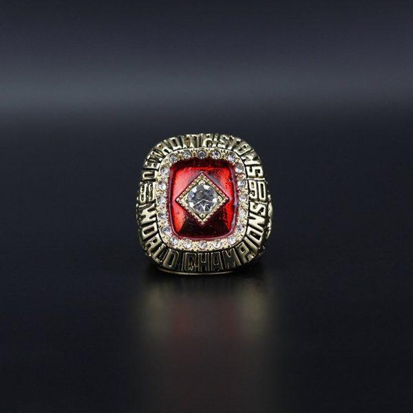 NBA Championship Ring Detroit Pistons 1990 Isiah Thomas
