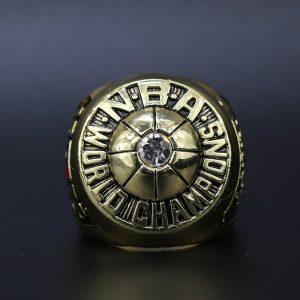 NBA Championship Ring Golden State Warriors 1975 Rick Barry