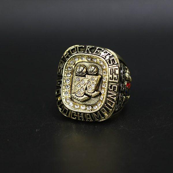NBA Championship Ring Houston Rockets 1995 Hakeem Olajuwon