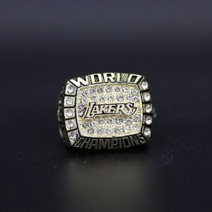 NBA Championship Ring Los Angeles Lakers 2000 Kobe Bryant