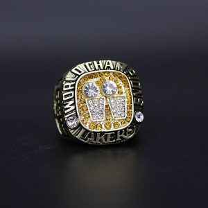 NBA Championship Ring Los Angeles Lakers 2001 Kobe Bryant