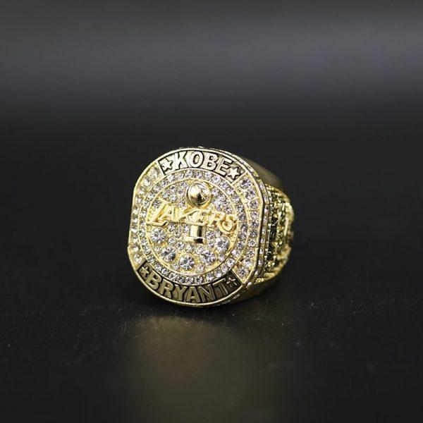 NBA Championship Ring Los Angeles Lakers 2016 Kobe Retirement
