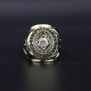NFL Baltimore Colts NFL Championship Ring 1958 Johnny Unitas