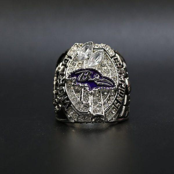 NFL Baltimore Ravens Super Bowl Championship Ring 2012 Joe Flacco