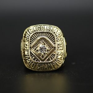 NFL Chicago Bears NFL Championship Ring 1963