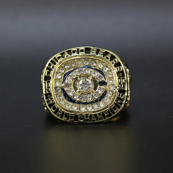 NFL Chicago Bears Super Bowl Championship Ring 1985 William Perry