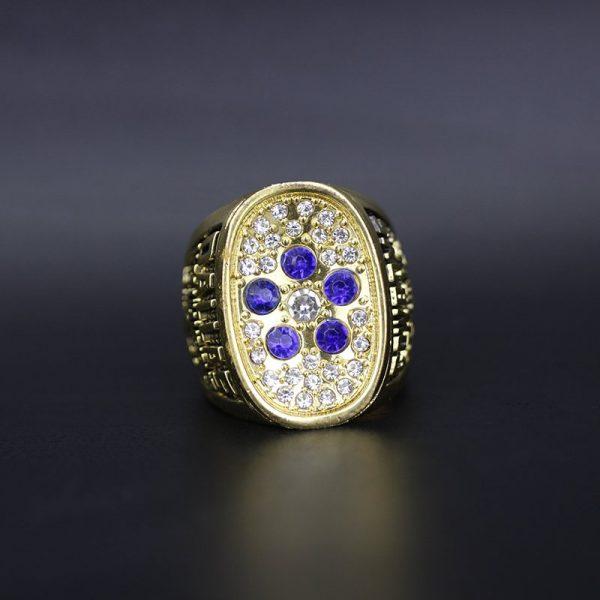 NFL Dallas Cowboys NFC Championship Ring 1978 Roger Staubach