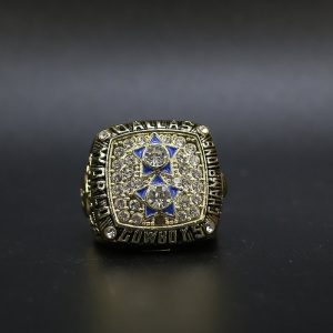 NFL Dallas Cowboys Super Bowl Championship Ring 1977 Gold Roger Staubach