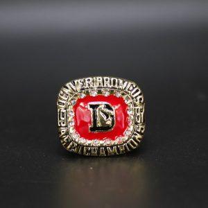NFL Denver Broncos AFC Championship Ring 1987 John Elway