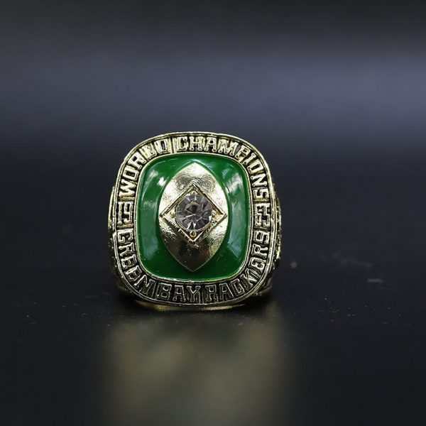 NFL Green Bay Packers NFL Championship Ring 1965 Bart Starr