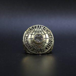 NFL Green Bay Packers Super Bowl Championship Ring 1966 Bart Starr
