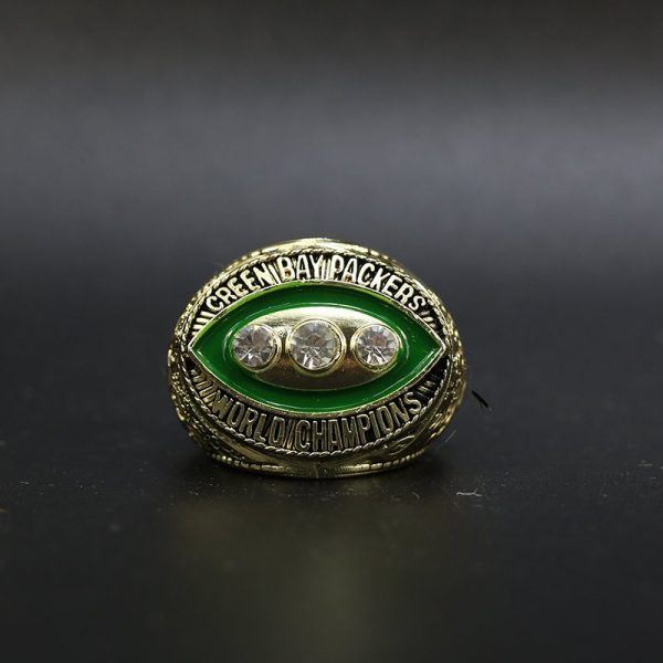 NFL Green Bay Packers Super Bowl Championship Ring 1967 Bart Starr