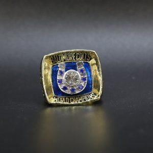 NFL Indianapolis Colts Super Bowl Championship Ring 1970