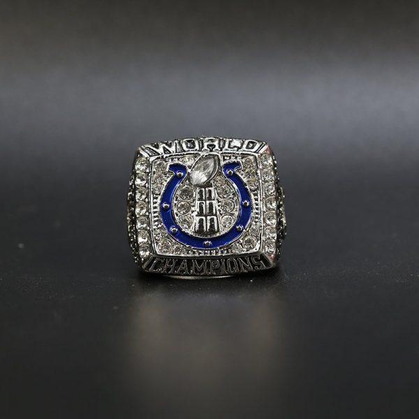 NFL Indianapolis Colts Super Bowl Championship Ring 2006