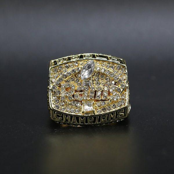 NFL Los Angeles Rams Super Bowl Championship Ring 1999 Kurt Warner
