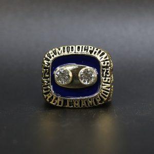 NFL Miami Dolphins Super Bowl Championship Ring 1973 Larry Csonka