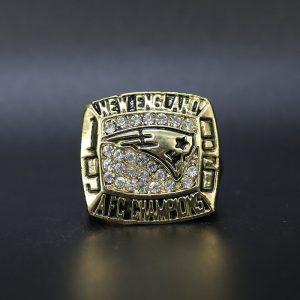 NFL New England Patriots AFC Championship Ring 1996 Ben Coates