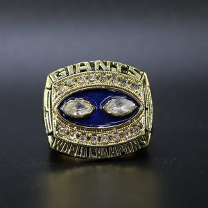 NFL New York Giants Super Bowl Championship Ring 1990 Lawrence Taylor