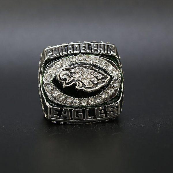 NFL Philadelphia Eagles NFC Championship Ring 2004 Donovan McNabb