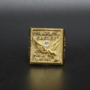 NFL Philadelphia Eagles NFL Championship Ring 1949