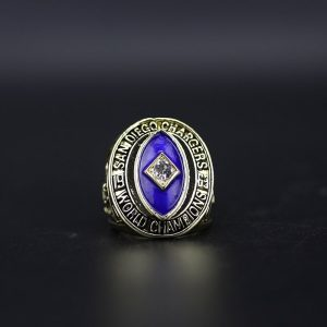 NFL San Diego Chargers AFL Championship Ring 1963 Lance Alworth
