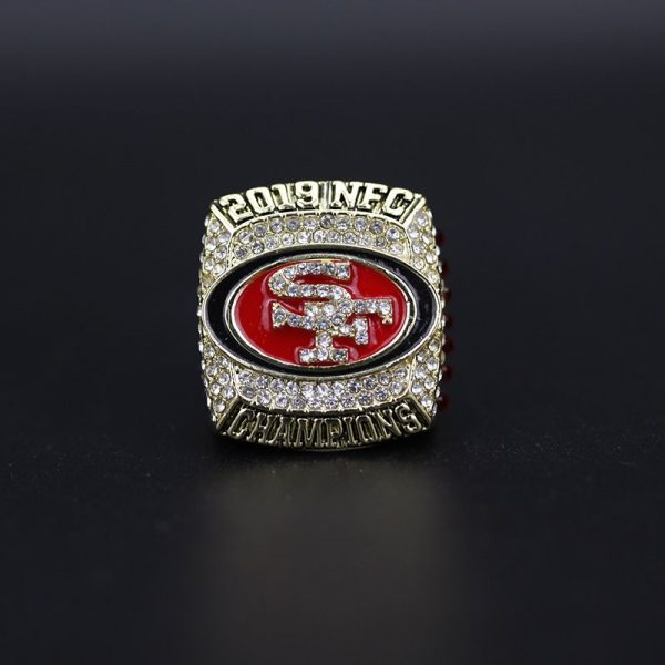 NFL San Franciso 49ers NFC Championship Ring 2019 Jimmy Garoppolo