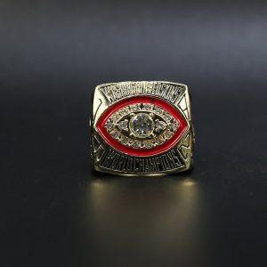 NFL Washington Redskins Super Bowl Championship Ring 1982 John Riggins