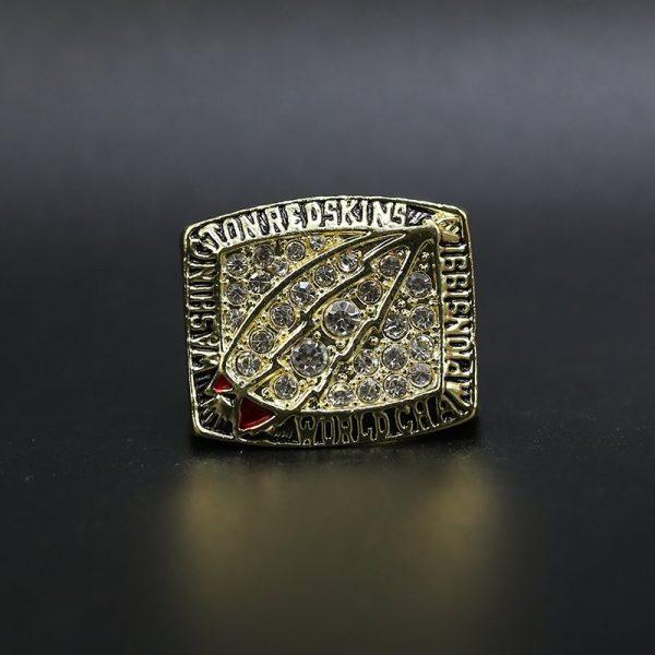 NFL Washington Redskins Super Bowl Championship Ring 1991 Mark Rypien