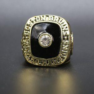 NHL Boston Bruins  Stanley Cup Championship Ring 1970 Bobby Orr