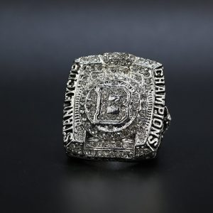 NHL Boston Bruins  Stanley Cup Championship Ring 2011 Zdeno Chara