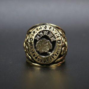 NHL Chicago Blackhawks  Stanley Cup Championship Ring 1961