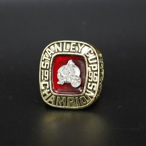 NHL Colorado Avalanche  Stanley Cup Championship Ring 1996