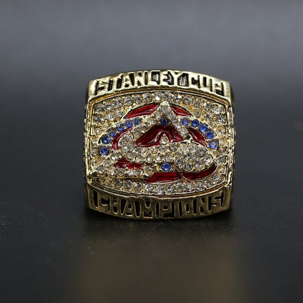 NHL Colorado Avalanche  Stanley Cup Championship Ring 2001 Ray Bourque