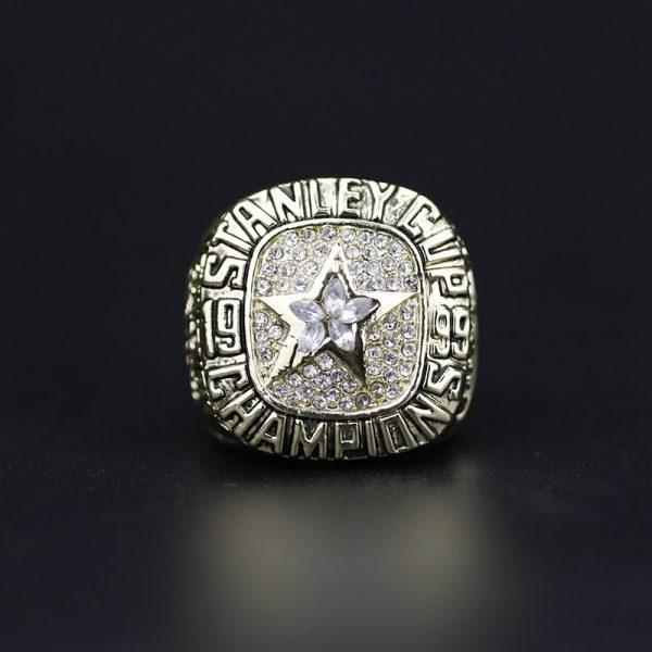 NHL Dallas Stars  Stanley Cup Championship Ring 1999 Joe Nieuwendyk