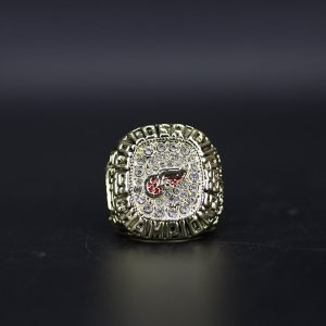 NHL Detroit Red Wings  Stanley Cup Championship Ring 1986