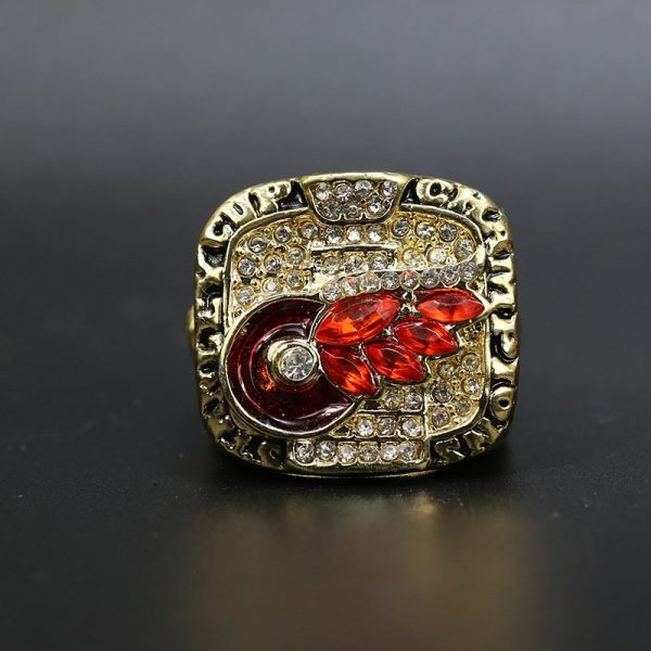 NHL Detroit Red Wings  Stanley Cup Championship Ring 2002 Steve Yzerman