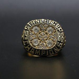NHL Edmonton Oilers  Stanley Cup Championship Ring 1988 Wayne Gretzky