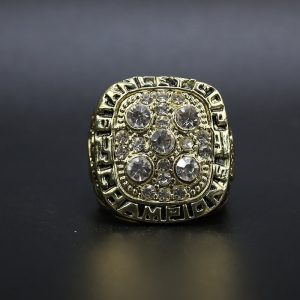 NHL Edmonton Oilers  Stanley Cup Championship Ring 1990 Mark Messier