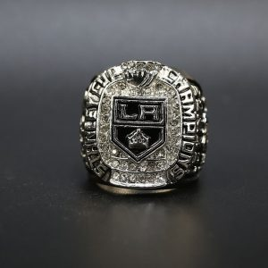 NHL Los Angeles Kings  Stanley Cup Championship Ring 2012 Jonathan Quick