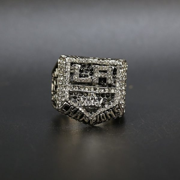 NHL Los Angeles Kings  Stanley Cup Championship Ring 2014 Justin Williams