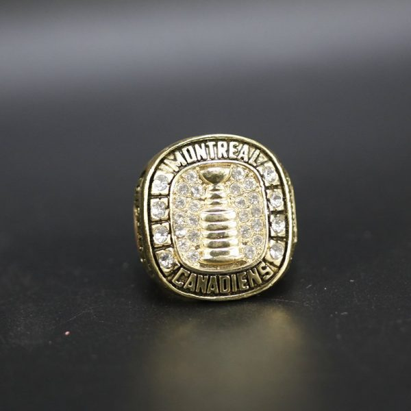 NHL Montreal Canadiens  Stanley Cup Championship Ring 1959 Maurice Richard