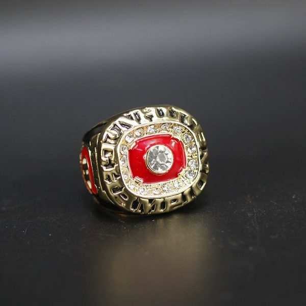 NHL Montreal Canadiens  Stanley Cup Championship Ring 1973 Ken Dryden