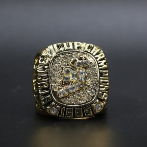 NHL New Jersey Devils  Stanley Cup Championship Ring 1995 Claude Lemieux