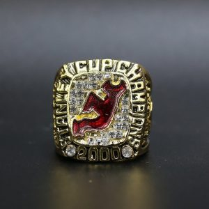 NHL New Jersey Devils  Stanley Cup Championship Ring 2000 Scott Stevens